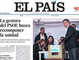 Las portadas de los periódicos de hoy, lunes 3 de octubre de 2016
