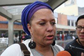 Piedad Córdoba propone una Asamblea Nacional Constituyente tras el referéndum en Colombia