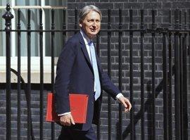 Hammond advierte de que Reino Unido afrontará turbulencias económicas mientras negocia la salida de la UE