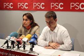"""La líder del PSC en Girona reclama que el partido tenga """"grupo propio"""" en el Congreso"""