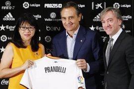 """Prandelli: """"El proyecto del Valencia me pareció muy, muy interesante"""""""