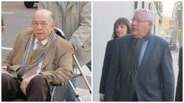 Felix Millet y Jordi Montull