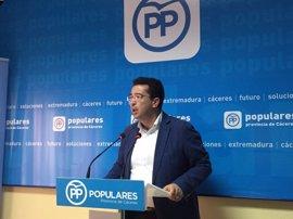 """El PP cree que la suspensión del examen es """"una muestra más"""" de la """"dejadez"""" de la Junta"""