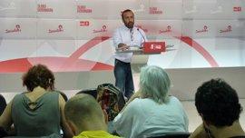 """El PSOE cree que el PP busca utilizar el """"error humano"""" de la oposición de Enfermería"""