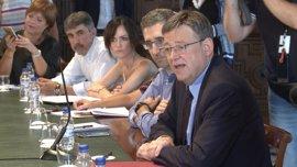 Ximo Puig: En este momento no se dan condiciones para apoyar a Rajoy, pero hay que debatir