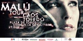 Malú actuará el 14 de octubre en Toledo para presentar su gira 'Caos'