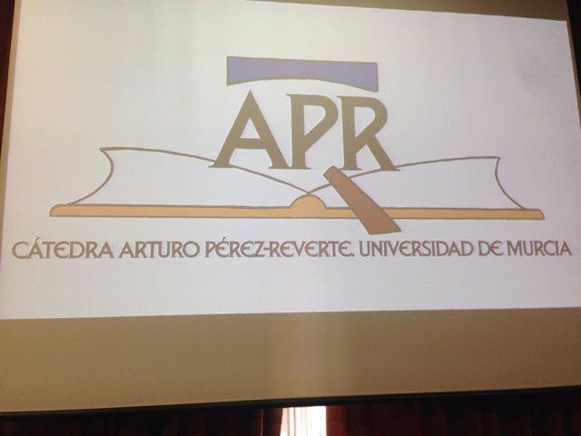 Imagen de la cátedra Arturo Pérez-Reverte
