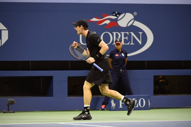 Andy Murray en el US Open