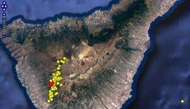 Convocan al comité científico de fenómenos volcánicos para analizar el 'enjambre sísmico'