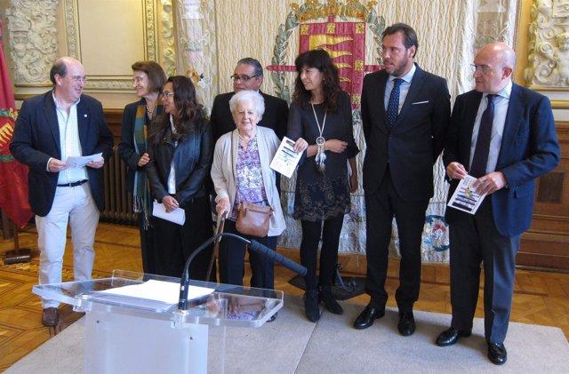 Presentación del I Premio de Investigación Segundo Montes