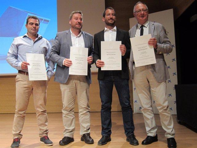 Soro entrega el Premio de Arquitectura García Mercadal