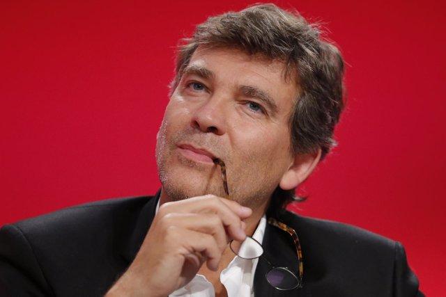 El exministro francés Arnaud Montebourg
