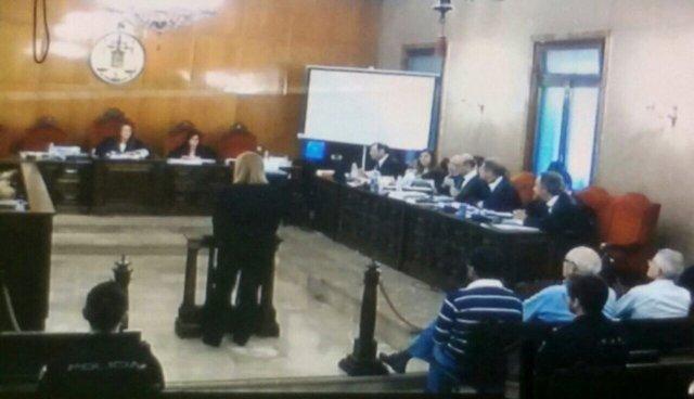 Munar, en el juicio por el soborno de Can Domenge