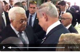 Críticas a Abbas por su asistencia al funeral de Shimon Peres