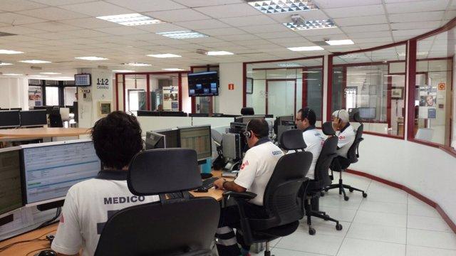 Sede de atención telefónica del Servicio de Urgencias Canario (SUC)