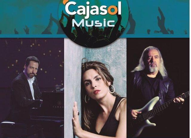 Cartel del Ciclo Cajasol Music