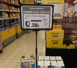 Cantabria no detecta ninguna venta a pérdidas de leche este año