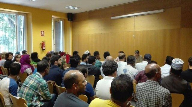 Presentación Recursos para la población migrante
