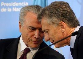 """Venezuela rechaza las """"amenazas"""" de Argentina y Brasil sobre MERCOSUR"""