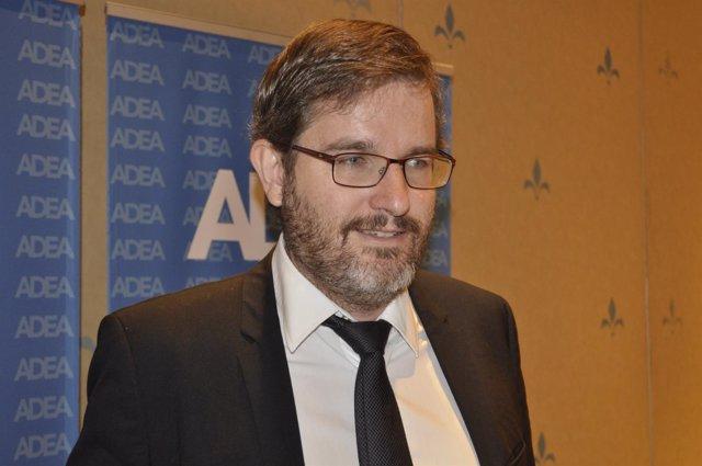 El diputado del PSOE al Congreso de los Diputados por Teruel, Ignacio Urquizu.