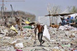 La pobreza extrema afecta a casi 385 millones de niños en todo el mundo