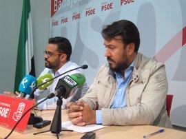 """Secretario genreal del PSOE en Badajoz: un gobierno con independentistas sería la """"muerte política"""" del partido"""
