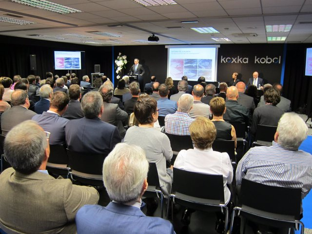 Acto de conmemoración del 50º aniversario de Koxka