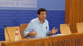Marín (C's) espera que la gestora del PSOE priorice el interés de España a los del partido