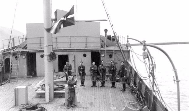 Marina Auxiliar de Euzkadi