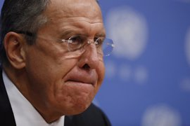 """Lavrov atribuye el rechazo de EEUU a quienes buscan un """"escenario militar"""" en Siria"""