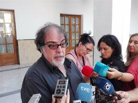 """Romero apoya a Teresa Rodríguez y afea que se la acuse de carecer de """"altura política"""""""