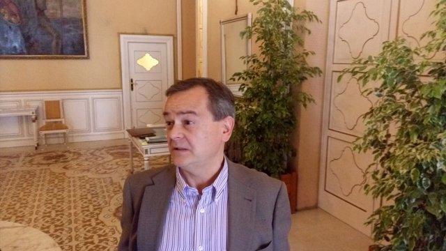José Luis Cifuentes, este jueves
