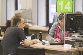 Sindicatos lamentan la subida del paro en Galicia, precariedad y nueva bajada de afiliados