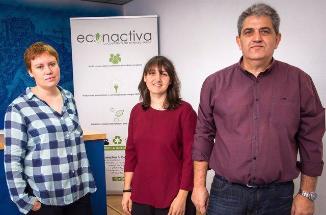 NP / AUDIOS / FOTOS. El Ayuntamiento Colabora En Las Primeras Jornadas De Energí