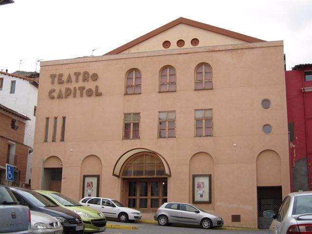 Teatro Capitol de Calatayud (Zaragoza)