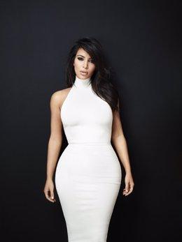 Kim Kardashian en Las Kardashian