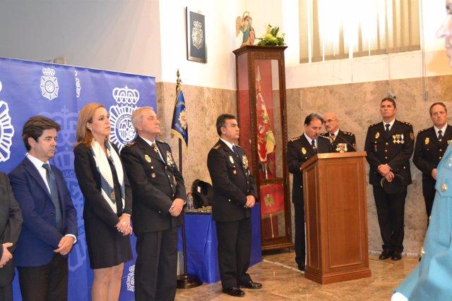 Celebración de los Santos Ángeles Custodios, patronos de la Policía Nacional