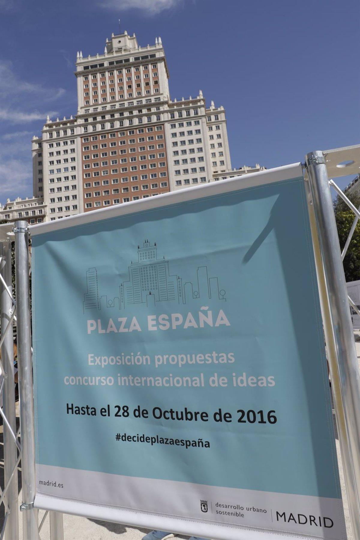 La Nueva Plaza De Espana Sera Mas Fresca Y Abierta Para Que El Centro Sea Verde