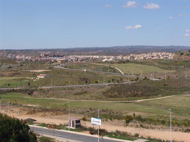 Imagen de Costa Esuri en Ayamonte (Huelva).
