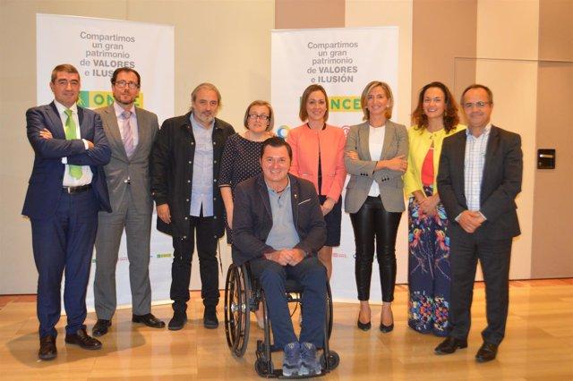 FALLO JURADO PREMIOS SOLIDARIOS ONCE CASTILLA Y LEÓN 2016
