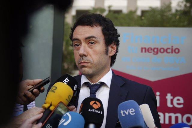 Alex Aranzabal, presidente Ebar