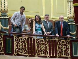 El Congreso admite a trámite por tercera vez la reforma del Estatuto Valenciano