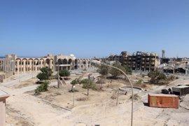 """International Medical Corps denuncia el """"colapso"""" del sistema médico en Sirte"""
