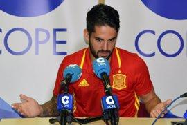 """Isco: """"Si no triunfo en el Madrid no tendré problema en buscar una salida"""""""