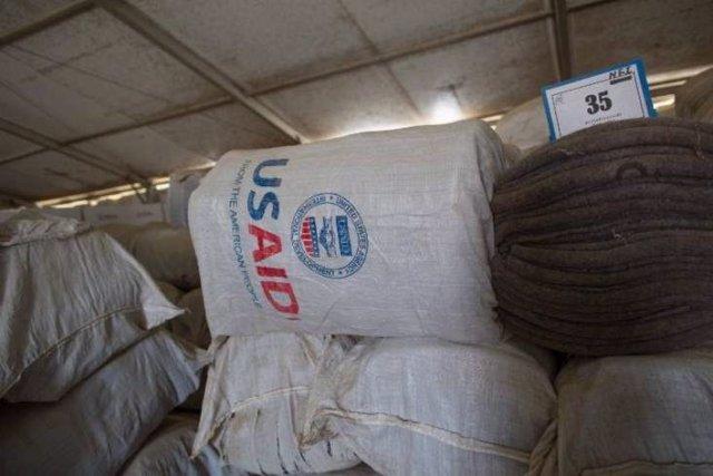 Ayuda humantiaria de USAID tras el 'Matthew'