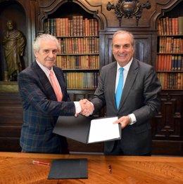 Mario Llonch Y Joaquim Gay De Montellà