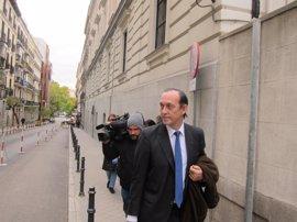Rodríguez Ponga cargó gastos personales en su 'black' porque era de libre disposición