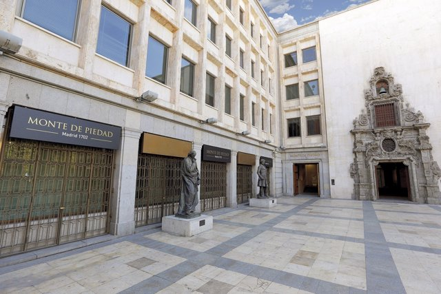 Nota De Prensa: Monte De Piedad De Madrid Incorpora A Su Red El Monte De Granada