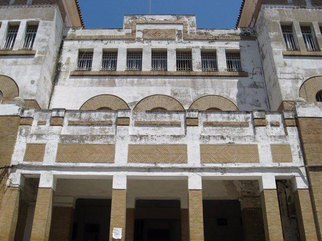 Antigua cárcel de Huelva.