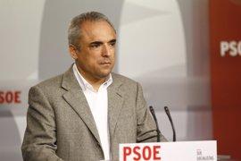 Simancas no se saltará la disciplina de voto si el PSOE opta por la abstención a Rajoy
